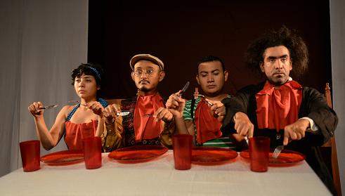 Mordazas llega a los escenarios por el  colectivo del teatro Justo Rufino Garay