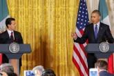 """Obama asegura que un """"México cooperativo"""" es mejor que un muro para su país"""