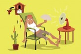 Cuatro trucos para sobrevivir al calor