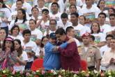 Daniel Ortega apuesta a aplacar el voto opositor