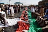 Sangriento atentado reivindicado por el Estado Islámico contra marcha en Kabul