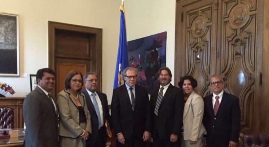 OEA promete hacer informe sobre Nicaragua