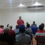 Un miembro del FSLN, reveló que es su partido quien está a cargo de la distribución de los padrones electorales. LA PRENSA/E. CHAMORRO