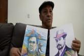 Pedro Adolfo Pavón prepara exposición con temas precolombinos y sobre Darío