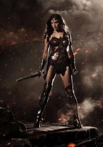 La cinta Wonder Woman,que se estrenará en el 2017, lo protagoniza Gal Gadot. /Obxentertainment.com