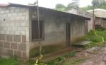 La pareja alquilaba una casa donde vivían con sus tres hijos.  El presunto autor del crimen está prófugo. LA PRENSA/M. Rodríguez
