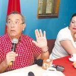 Arnoldo Alemán niega compra de casa en Panamá