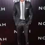 Logan Lerman sabe que el drama es prioridad en su joven carrera