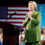 Hillary Clinton es oficialmente la primera candidata a la presidencia de EE.UU.