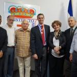 Diplomático español recibió la Orden Cultural Darío-Cervantes