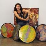 Nora Buchanan y sus emociones en círculos visuales y rítmicos