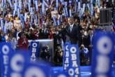 Presidente y vicepresidente de EE.UU. exaltan a Clinton