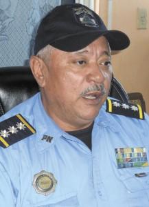 Comisionado mayor Buenaventura Miranda Fitoria. LA PRENSA/M. CALERO