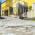 Calles de Boaco están dañadas