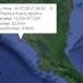 Ineter registra sismo de 3.8 frente a Puerto Sandino