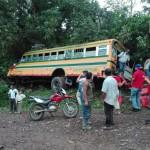 Accidente en carretera a Waslala deja 22 lesionados