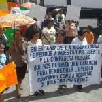 Piden libertad para padre e hijo en Ocotal