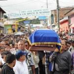 Circulan retrato hablado de sospechoso de matar a jefe policial nicaragüense