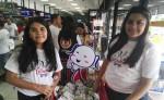 La recolecta se lleva a cabo en varios supermercados de Managua, Granada, Masaya y Juigalpa. LA PRENSA/R. Fonseca