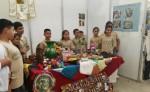 Los estudiantes expusieron sus proyectos y aprendizajes durante la feria realizada en Managua. LA PRENSA/ M. CALERO