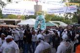 Cruz Roja brindó 151 atenciones en fiesta de Santo Domingo de Guzmán