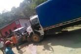 Dos personas muertas y varios heridos en accidente en Murra