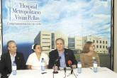 Congreso médico en el Hospital Metropolitano Vivian Pellas
