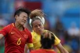 Canadá se clasifica a los cuartos de final en el futbol femenino