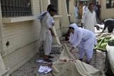 Atentado suicida en hospital de Pakistán es condenado por EE.UU.