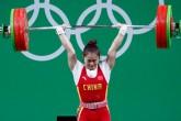 Deng Wei se estrena en Juegos Olímpicos con récord mundial