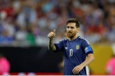 Messi anuncia su regreso a la selección de Argentina