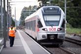 Ataque con cuchillo a tren en Suiza deja un muerto y tres heridos de gravedad
