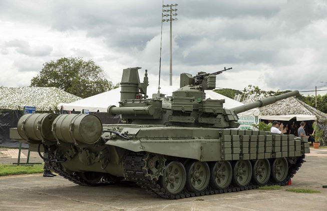 Ejército de Nicaragua TANQUE2