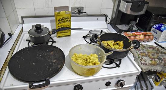 Reportajes la prensa for Cocina venezolana