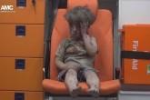 Menor estadounidense ofrece acoger a niño símbolo de la guerra en Siria