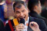 Presidente de Ecuador descarta reelección