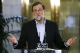 Mariano Rajoy firma acuerdo para intentar formar gobierno en España