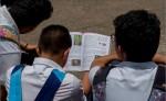 En los textos escolares de ciencias sociales, que se usan en las escuelas en la actualidad, se pueden encontrar muchos elementos que para los historiadores son propagandas políticas y no elementos de estudio realmente. LA PRENSA/ JADER FLORES