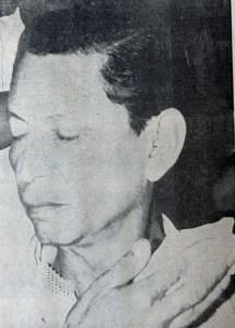 Francisco León Rodríguez. LA PRENSA/Archivo.