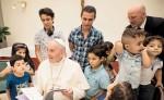 El papa Francisco creó un nuevo dicasterio para la atención de laicos, la familia y la vida. LA PRENSA/ EFE