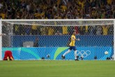 Brasil conquista en penaltis su primer oro en futbol masculino