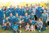 Águilas de León, nuevas campeonas nacionales de Primera División