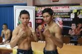 Byron Rojas está animado para su combate contra Omar Ortiz
