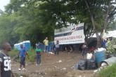 Presidente de Panamá exhorta a que dejen pasar a migrantes