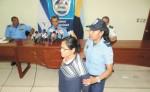 El 20  de septiembre    la profesora Nila Mar Alemán Mora  enfrentará juicio por el delito de tráfico de migrantes. LA PRENSA/Wilih Narváez