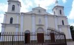 Fachada  de la Catedral en Estelí. LA PRENSA/R.Mora