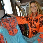 Camisa bordada conquista la moda