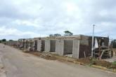 Construcción de parada sigue en Jinotepe
