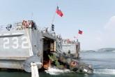 Taiwán ejecuta maniobras militares en momentos de tensión con China