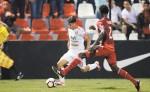 Elvis Pinell fue el autor del gol del Real Estelí,  que con el empate se queda sin posibilidades para avanzar a la siguiente fase de la Liga de Campeones de la Concacaf. LA PRENSA/JADER FLORES